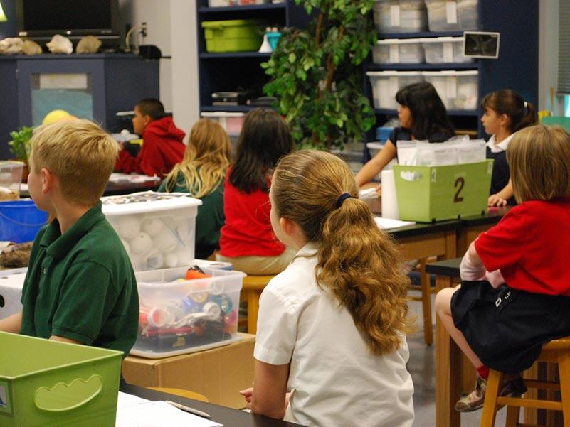Learning classroom
