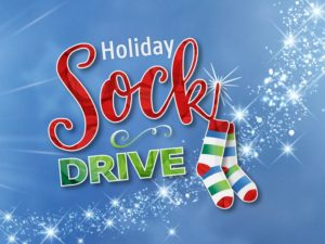 Sock Drive is a Team Effort