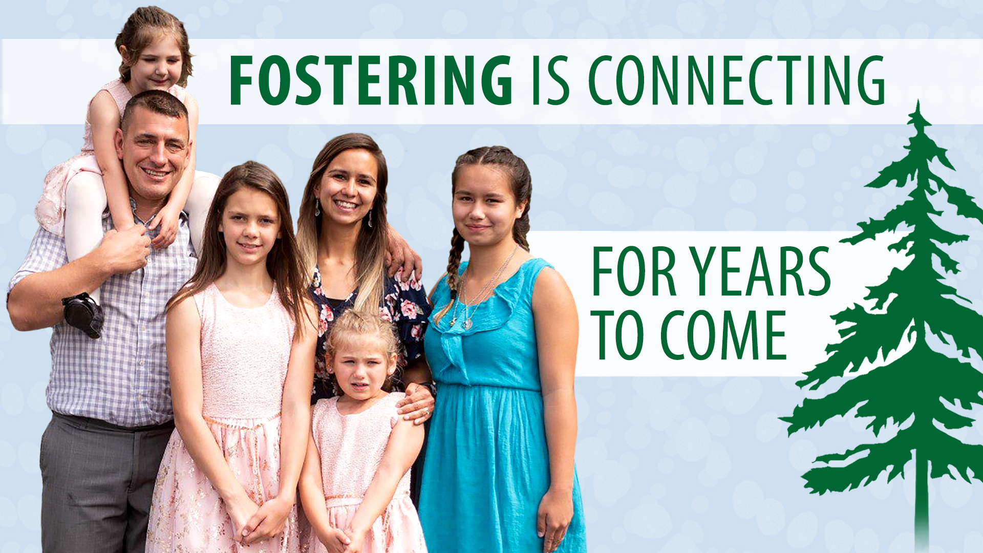 Fostering is Connecting