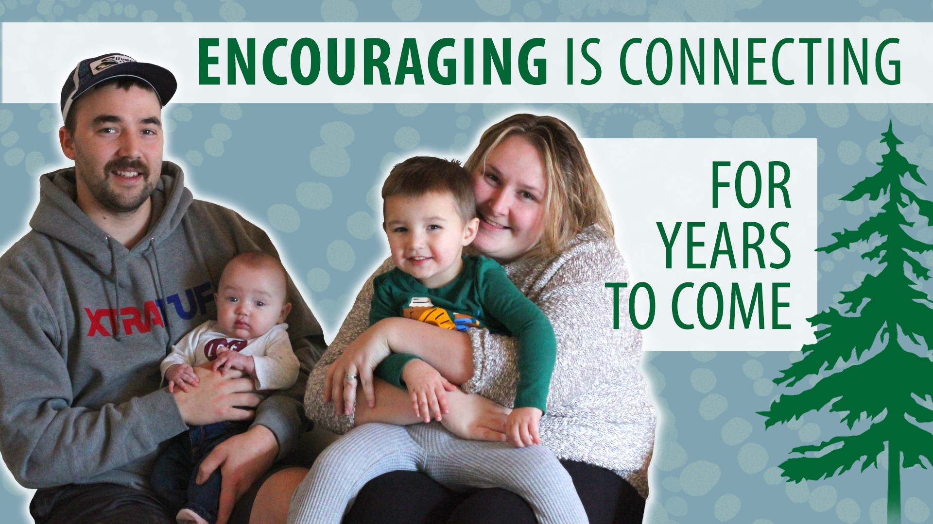 Encouraging is connecting