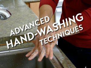 Wash Those Hands