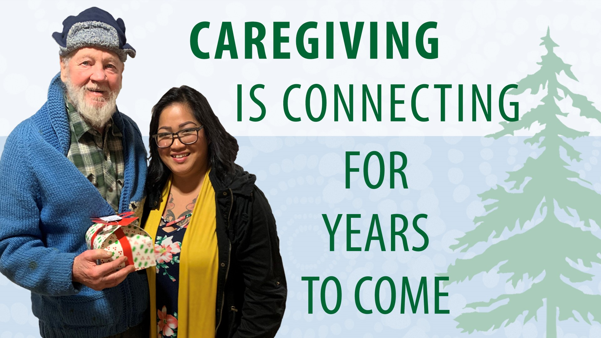 Caregiving is Connecting