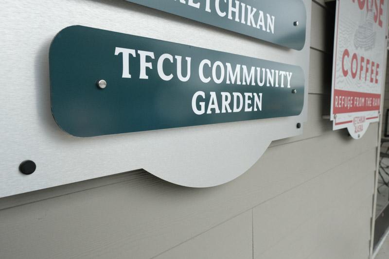 TFCU Community Garden
